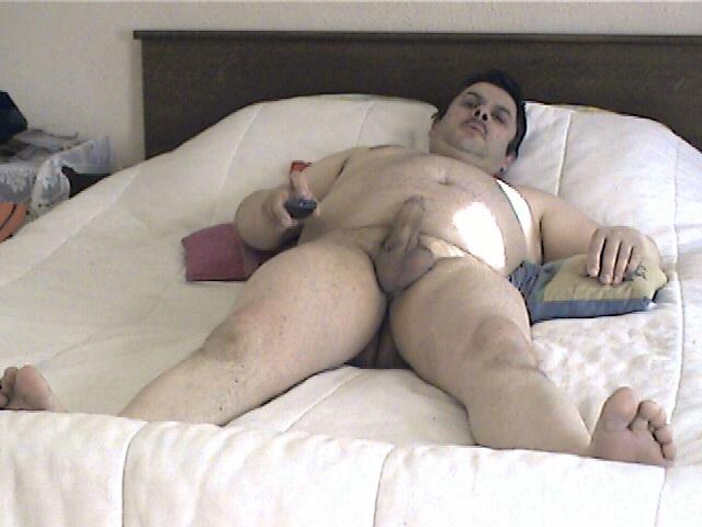 Moi nu dans le lit 003