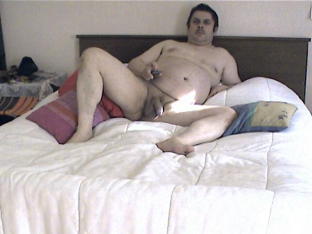 Moi nu dans le lit 006